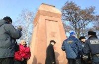 В Ахтырке так и не установили памятник Ленину