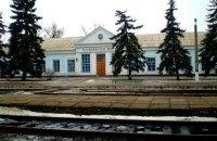 В Станице Луганской украли товарные вагоны