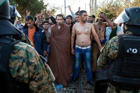 Австрия решила отказаться от приема беженцев по квотам ЕС