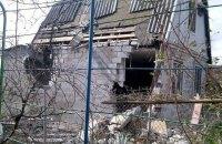 В Водяном боевики уничтожили обстрелами улицу