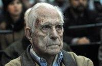 Экс-диктатору Аргентины добавили еще 20 лет тюрьмы