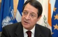 Президент Кипра 10-12 декабря посетит Украину