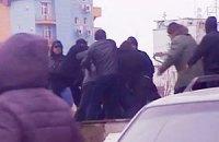 На экс-губернатора Шишацкого напали пророссийские активисты