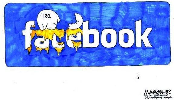 Размещение акций (IPO) Facebook
