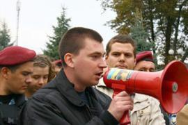 """Свобода: бандеровцы выкинут из Украины """"синьожопу банду"""""""