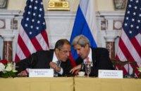 Разговор Керри и Лаврова по Сирии не принес результатов