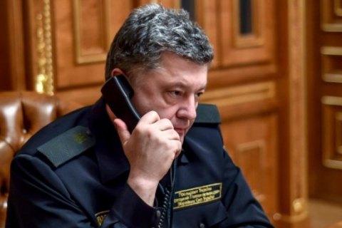 Бирюков сообщил о перечислении Порошенко 350 млн гривен на армию