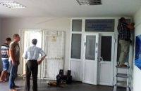 В больнице для Тимошенко устанавливают дополнительные решетки