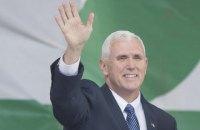 Вице-президент США: санкции против России зависят от ее поведения в ближайшие месяцы