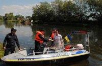 Водная патрульная полиция начала работу в Киевской области