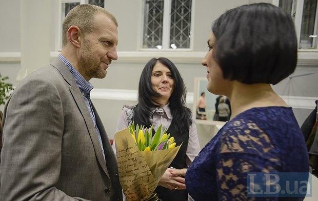 Андрей Тетерук и Соня Кошкина