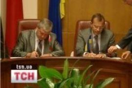 Украина и Беларусь договорились о транспортировке нефти