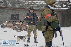 Военные зачистили от сепаратистов село вблизи 29 блокпоста