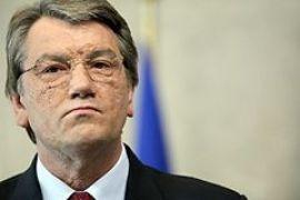 Ющенко заявил, что высокий рейтинг – это не его путь