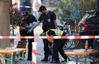 Беженец из Сирии взорвал себя в немецком ресторане
