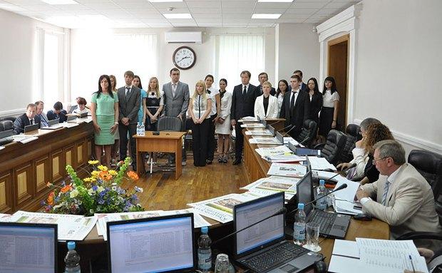 Кандидатам на посади суддів оголошується рішення Вищої ради юстиції, 11.06.2013