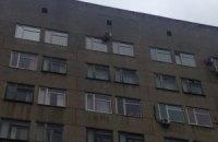 ГПтС: Тимошенко повредила окно, поэтому его тонировали