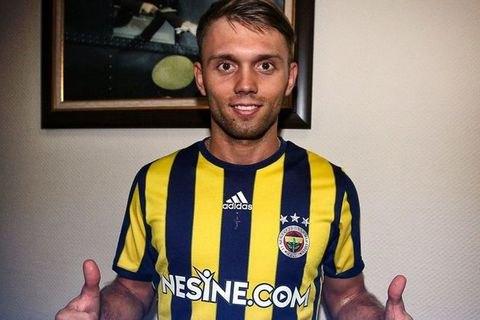 Караваев забил дебютный гол за«Фенербахче»