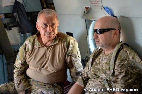 Россия угрожала сбить самолет Турчинова в 2014 году