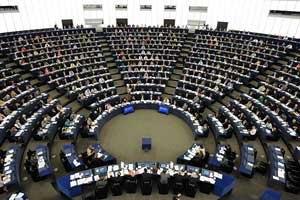 Сегодня Европарламент примет резолюцию по Украине