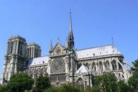 Французские полицейские предотвратили теракт вСоборе Парижской Богоматери