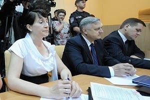 Печерский суд продолжил заседание по делу Тимошенко