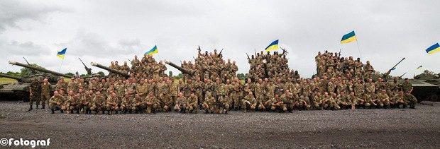 """Украинский батальон спецназначения """"Донбасс-Украина"""" и питейные заведения г. Лозовая"""
