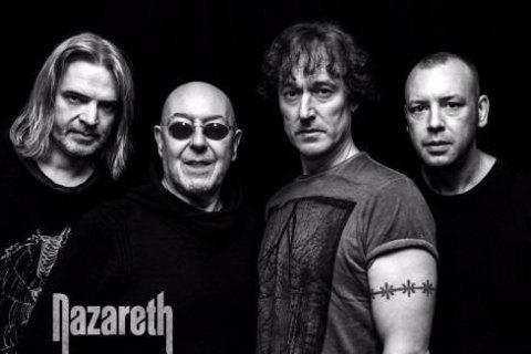 Nazareth приїдуть у Київ з новим вокалістом
