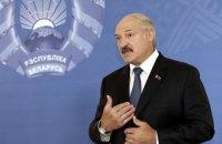 Лукашенко заявил об увеличении потока оружия из Украины