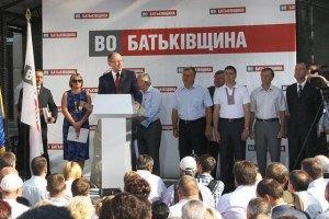Оппозиция обжаловала в суде постановление ЦИКа о Тимошенко и Луценко