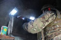Военные насчитали 18 обстрелов с полуночи