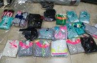 В Одесской области обнаружили подпольный цех по пошиву брендовой одежды