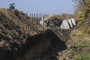 """Кабмин показал план возведения """"Стены"""" на границе"""