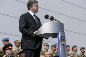 Порошенко: у нас есть четкие доказательства присутствия российских войск в Украине