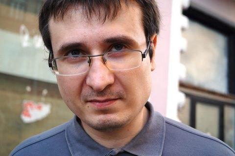 Российский акционист Рословцев попросил убежище в Украине (обновлено)