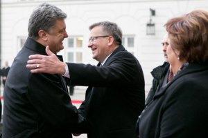 Порошенко рассказал, когда можно будет отменить санкции против России