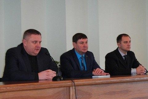 Выходцы из Горловки возглавили два райуправления полиции Киева