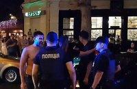 """Полиция уволит николаевских патрульных за немощность в конфликте с """"мажорами"""""""