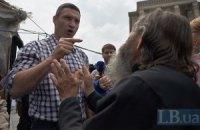 Кличко: на Майдане нашли российские паспорта и рубли