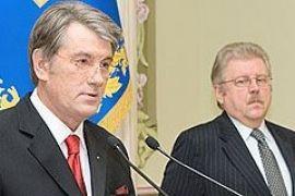 Ющенко понравился украинский язык Теффта