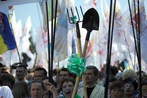 Следующая акция протеста намечена на 14 июня