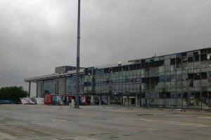 Военные уничтожили 3 танка и 2 БТРа террористов в боях за донецкий аэропорт