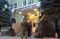 МВД: сепаратисты в Краматорском горотделе не мешают работе милиции