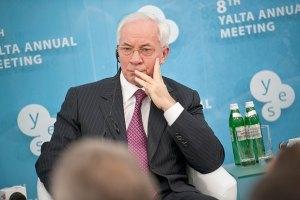 Азаров рассказал россиянам о Малороссии