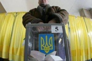 """Экзит-полл группы """"Рейтинг"""": ПР - 27,6%, """"Батькивщина"""" - 23,4%"""