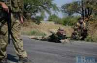 Силы АТО уничтожили 10 единиц техники боевиков под Горловкой