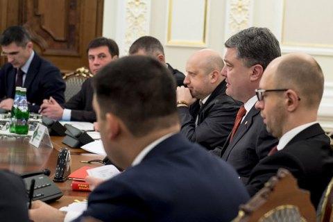 СНБО сегодня проведет заседание в закрытом режиме
