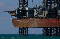 Пограничники зафиксировали буровые работы РФ на морском шельфе Украины