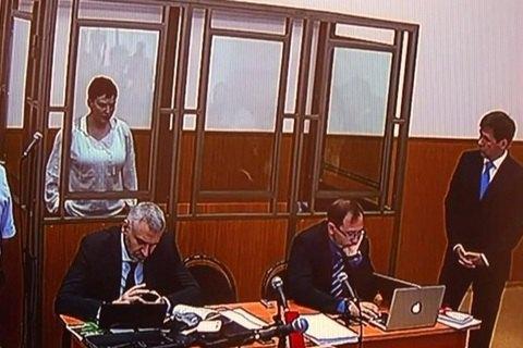 Савченко на суде рассказала подробности своего пленения