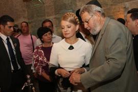 Дедушку ЮВТ Абрама Капительмана повесят на мемориальную доску